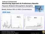 monitoring approach preliminary results3