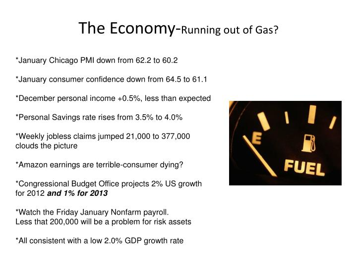 The Economy-