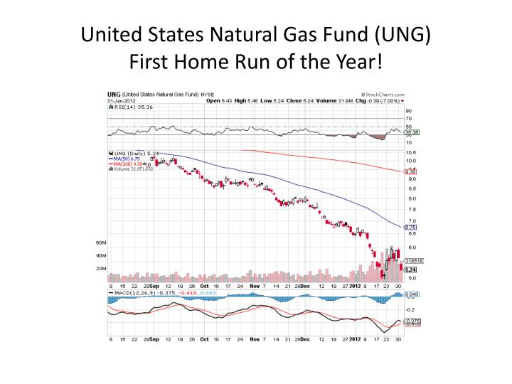 United States Natural Gas Fund (UNG)