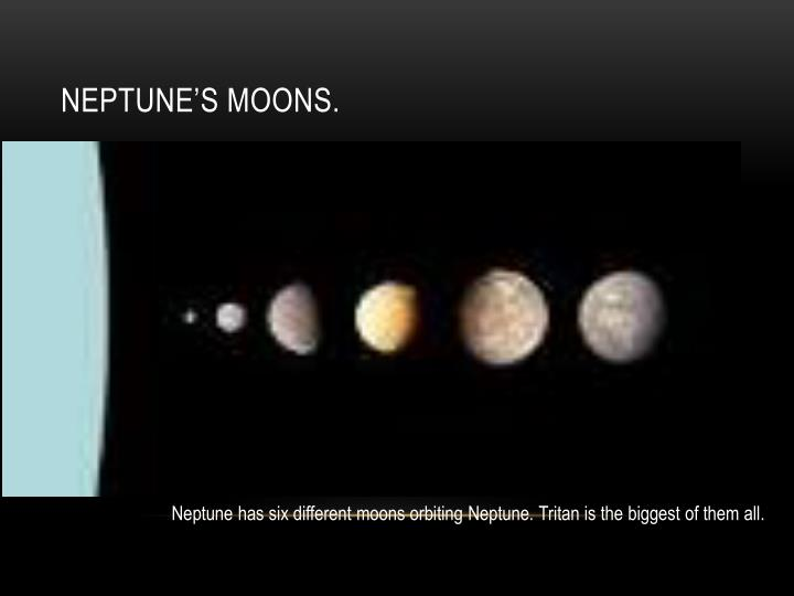 PPT - The planet neptune PowerPoint Presentation - ID:2533889