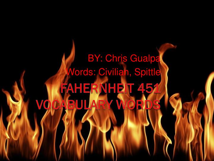 by chris gualpa words civilian spittle n.