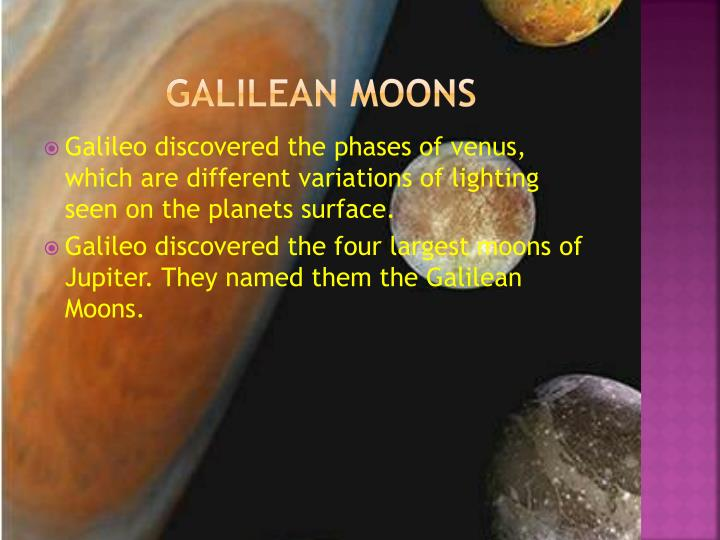four moons galileo discovered - 720×540