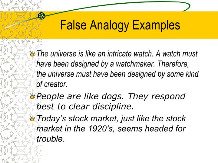 Ppt Logical Fallacies Powerpoint Presentation Id2534945