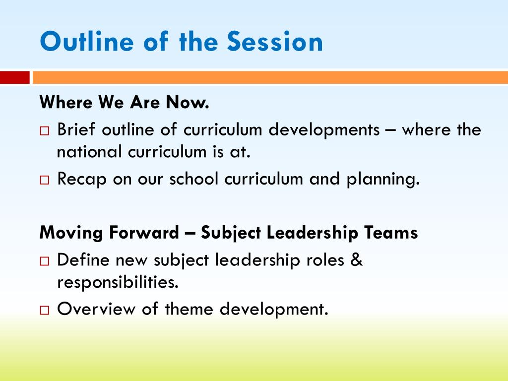 PPT - Our Creative Curriculum PowerPoint Presentation - ID:2535431