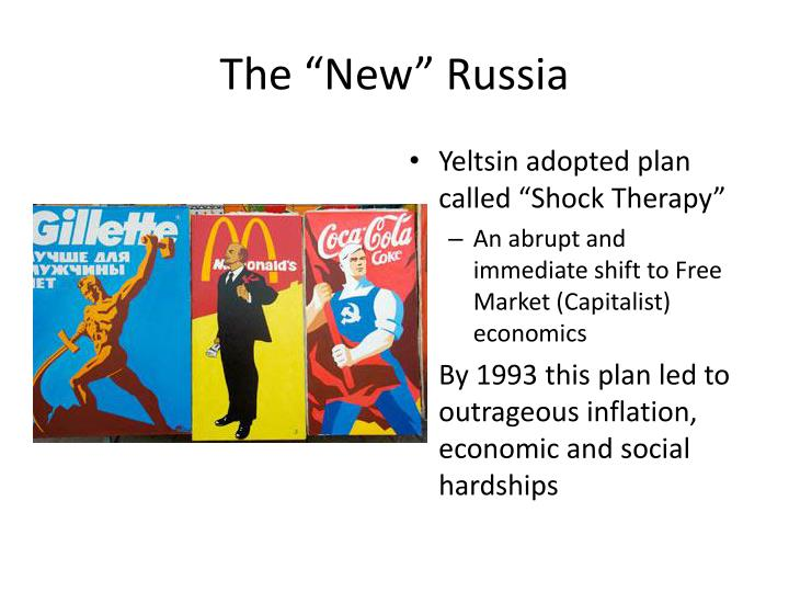 "The ""New"" Russia"