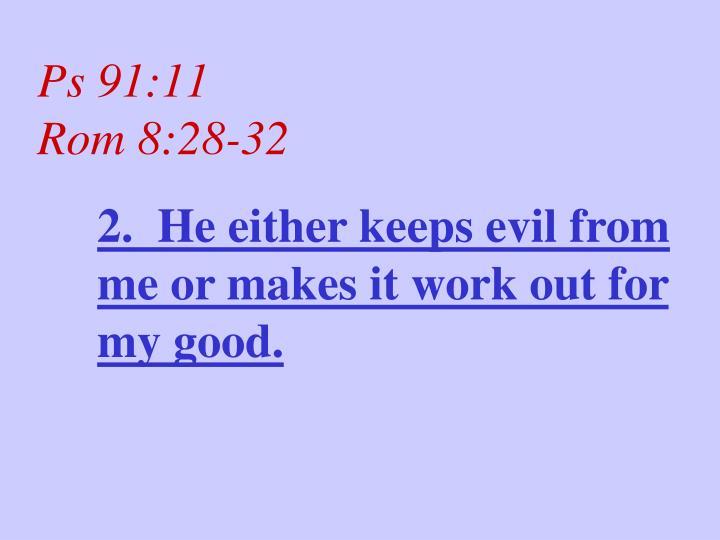 Ps 91:11