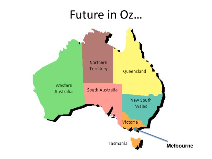 Future in Oz…