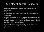 ministry of angels believers4