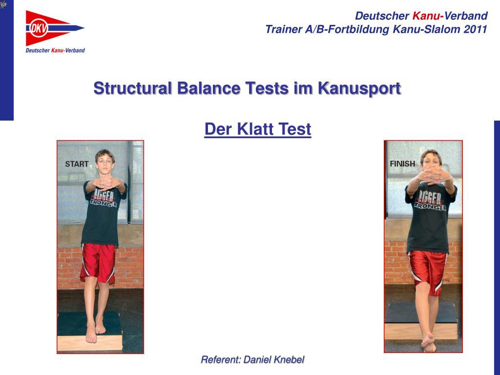 Knebel Test
