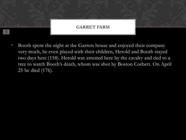 Garret farm