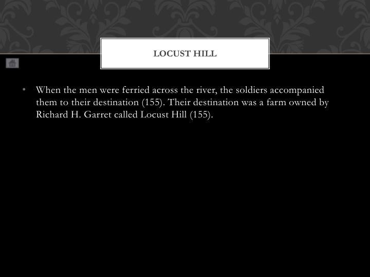 Locust hill