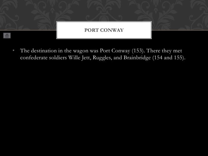Port Conway