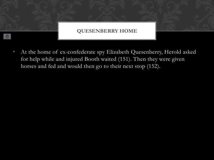 Quesenberry