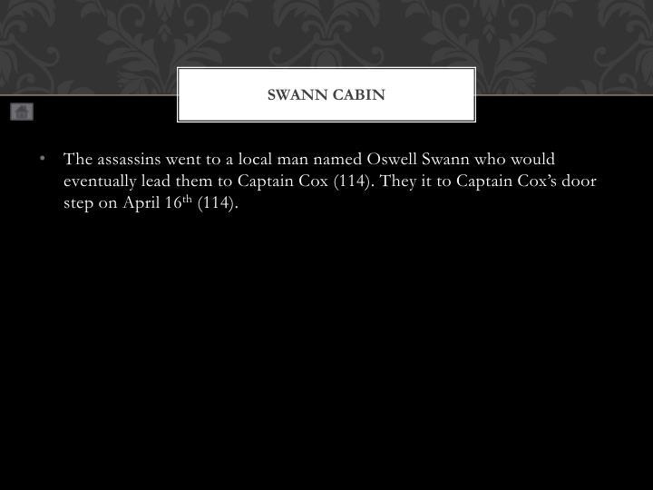 Swann Cabin