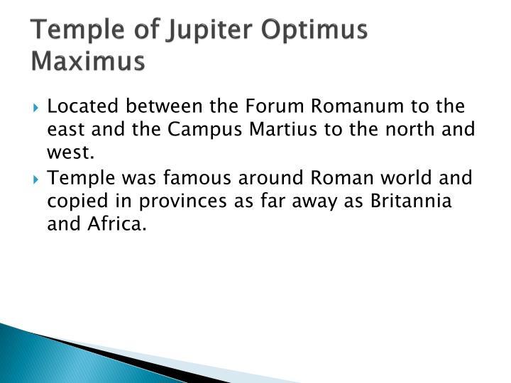 Temple of jupiter optimus maximus1