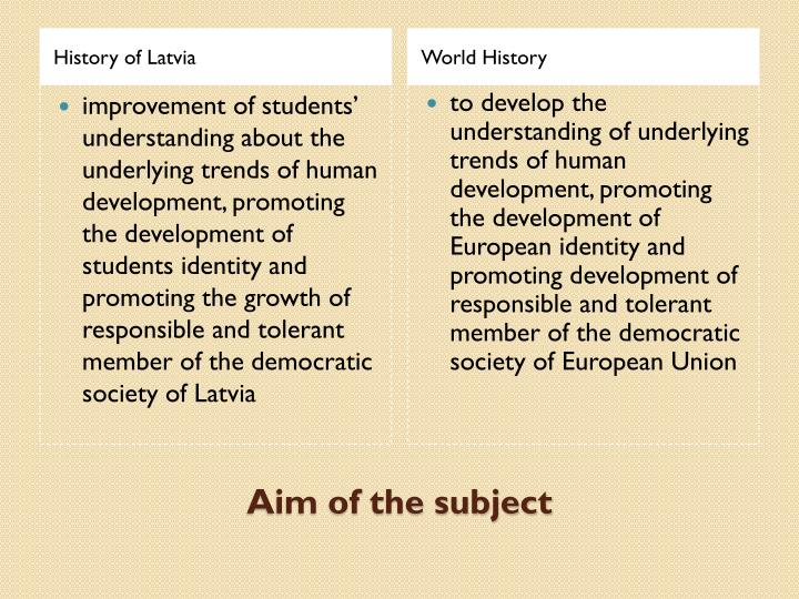 History of Latvia