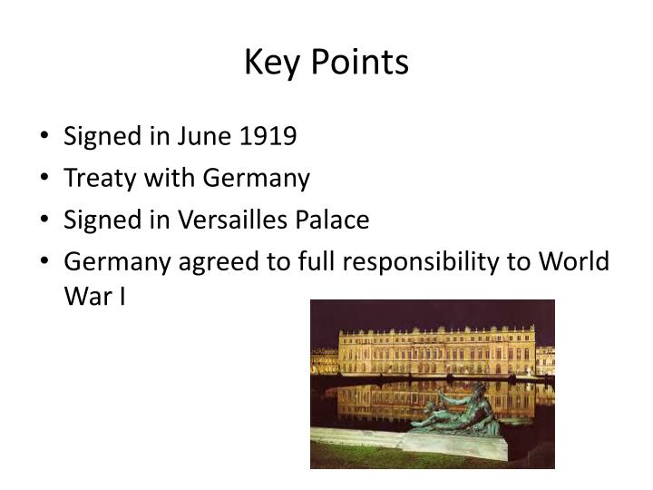 destructiveness of the treaty of versailles Among the treaties, the 1919 treaty of versailles held germany responsible for starting the war germany became liable for the cost of massive material damages the shame of defeat and the 1919 peace settlement played an important role in the rise of nazism in germany and the coming of a.