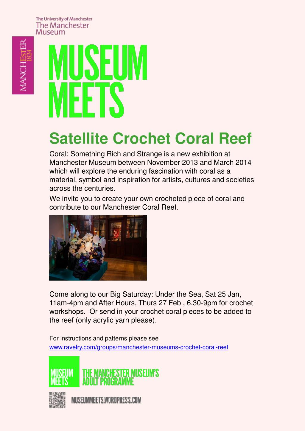 Ppt Satellite Crochet Coral Reef Powerpoint Presentation Id2559644