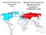 nato north atlantic treaty organization 1949