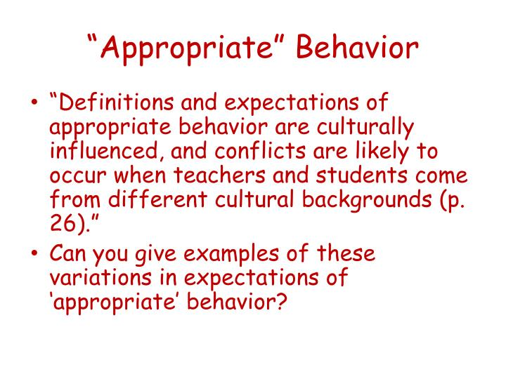 appropriate behavior expectations case study Transcript of ece 201 week 2 assignment appropriate behavior expectations case study ece 201 week 2 assignment appropriate behavior expectations case study click the link.