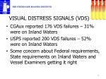 visual distress signals vds