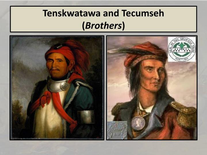 Tenskwatawa