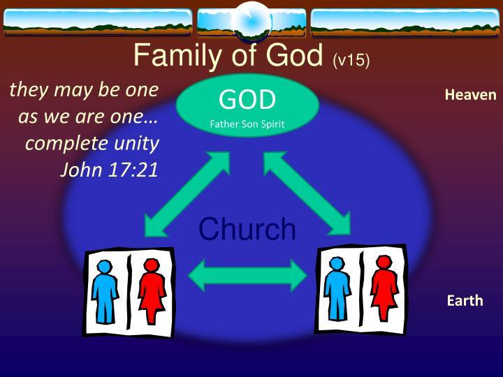 Family of god v15