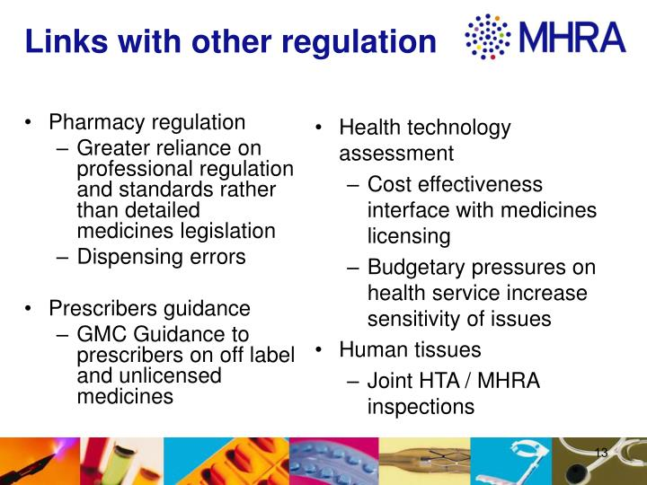 Links with other regulation