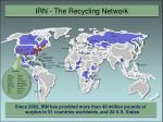 irn the recycling network