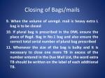 closing of bags mails2