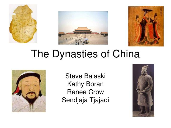 the dynasties of china that brought it to what it is today This is a very simplified view of chinese history, but if we look at china today, we see similar signs of the threats of dynastic cycle the chinese government is struggling to manage the widening gaps in the social and economic structures brought about by china's rapid economic growth.