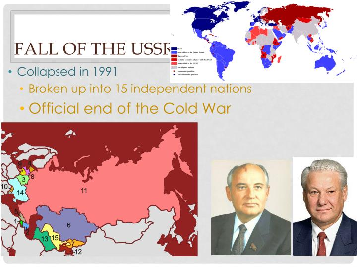 Fall of the USSR
