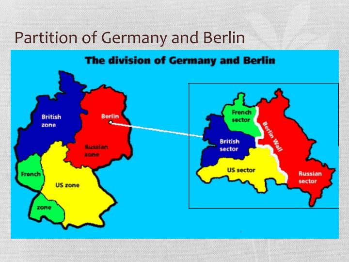 could the division of germany been avoided in 1949 essay How was germany divided after world war 2 germany was divided into four zones: the american, british, french, and soviet union the first three zones were grouped together as west germany, and the soviet zone became east germany west germany became capitalistic and democratic, while.