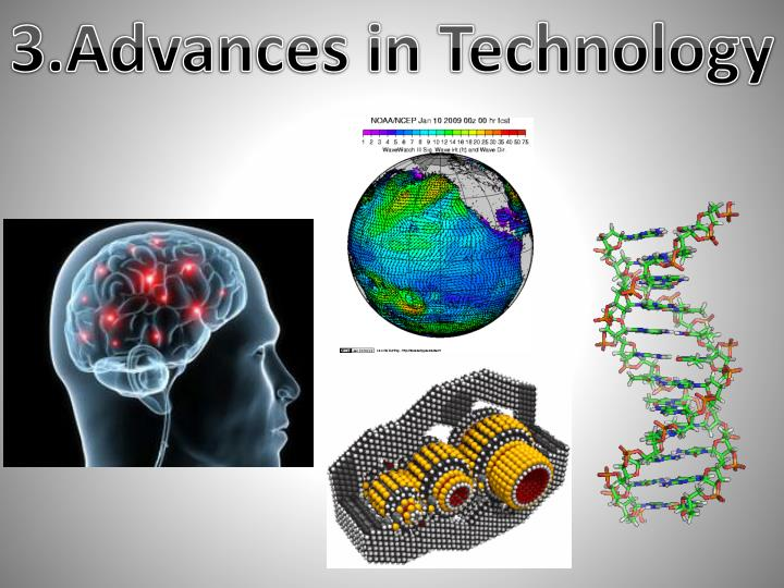 3.Advances in Technology