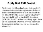 2 my first avr project5