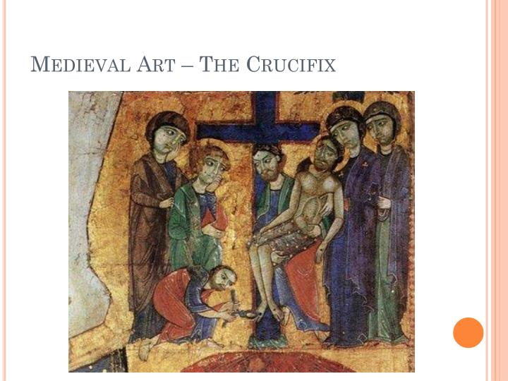 Medieval Art – The Crucifix