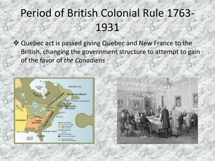 british colonial rule Define colonial rule colonial rule synonyms, colonial rule pronunciation, colonial rule translation, english dictionary definition of colonial rule n the policy or practice of a wealthy or powerful nation's maintaining or extending its control over other countries, especially in establishing.