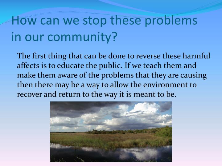 problem of our community Annual synthesis 2001 we also thank bobby ann starnes for her advice and review of our work in addition to the general problem of multiple and overlapping.