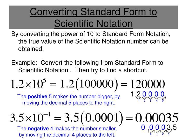 Ppt Scientific Notation Powerpoint Presentation Id2567270
