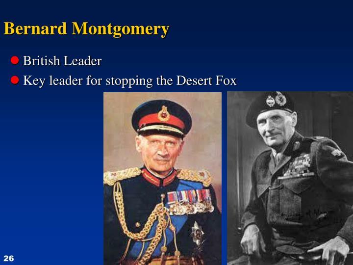 British Leader