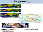 change in rh 700