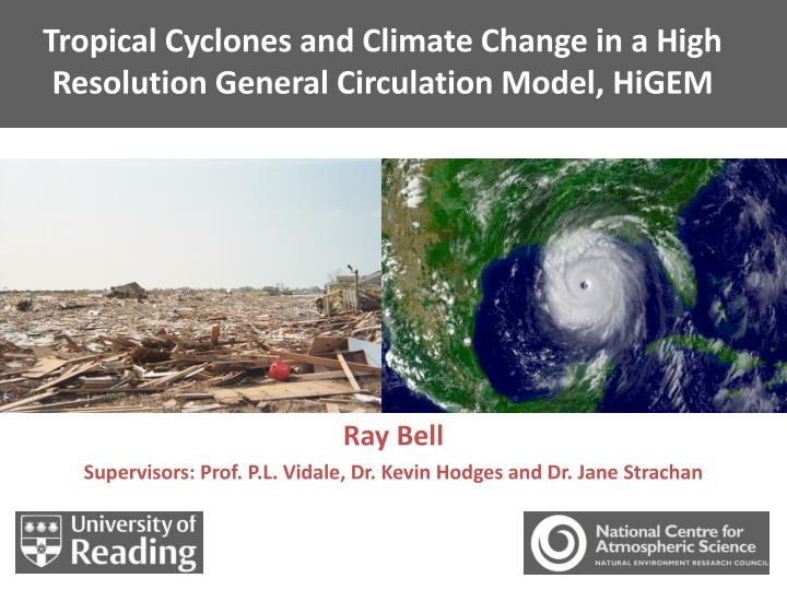 tropical cyclones and climate change in a high resolution general circulation model higem n.