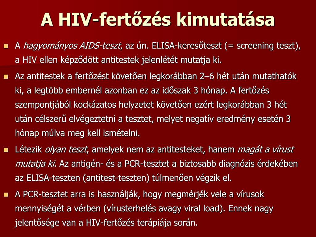 HIV/AIDS megbetegedések Magyarországon
