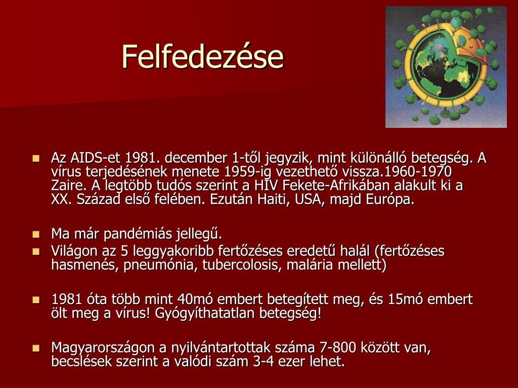 hiv és rák ppt méregtelenítő nehézfémekhez
