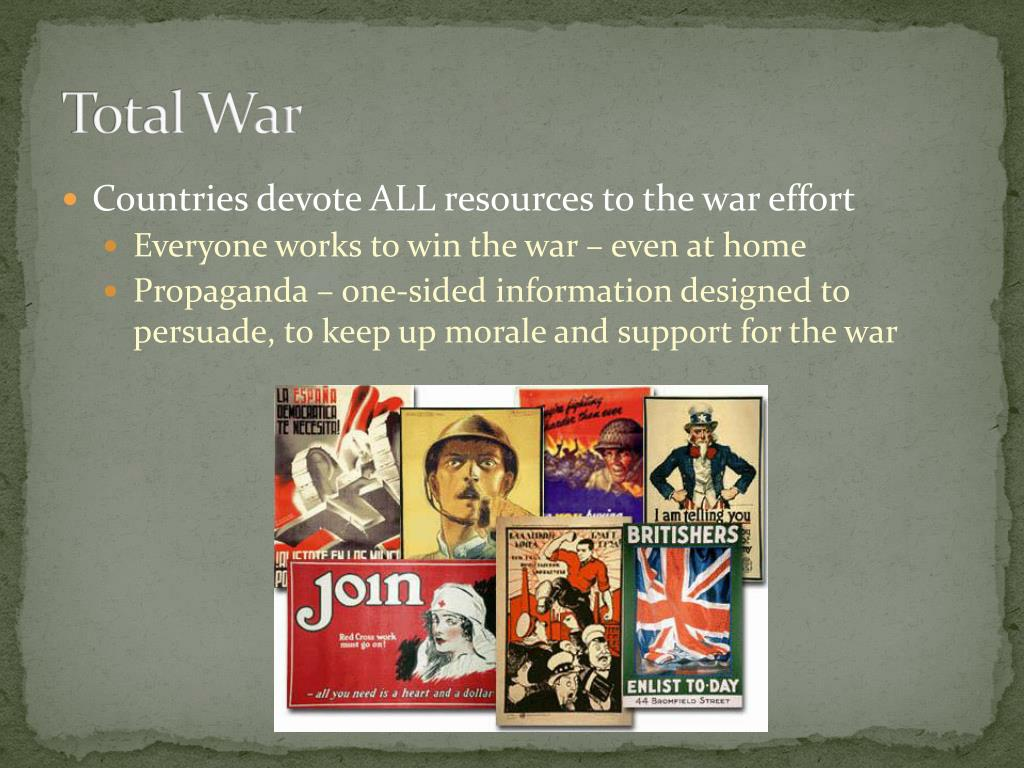 Ppt Wwi Powerpoint Presentation Free Download Id 2568645