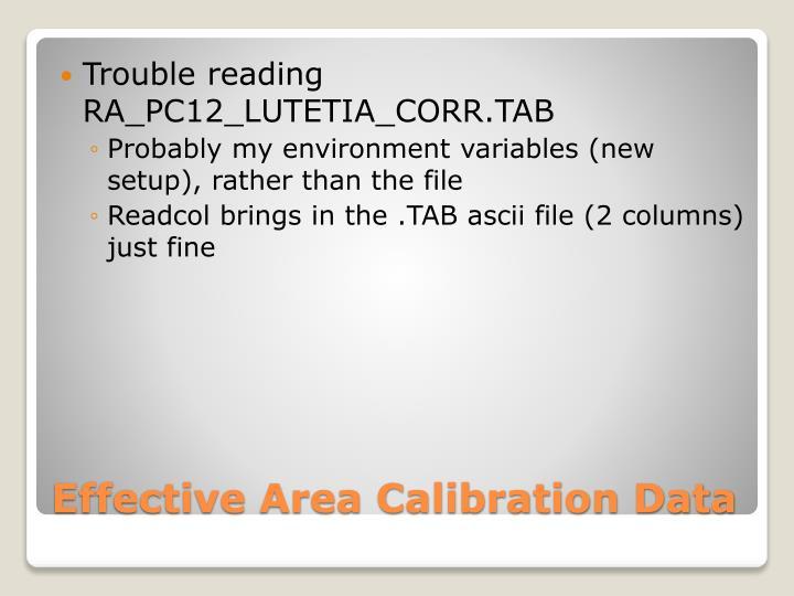 Trouble reading RA_PC12_LUTETIA_CORR.TAB