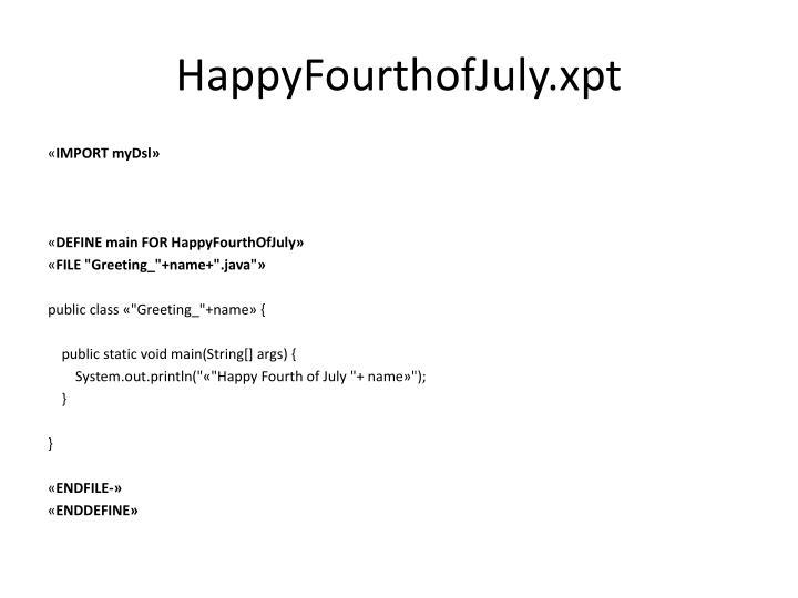 HappyFourthofJuly.xpt