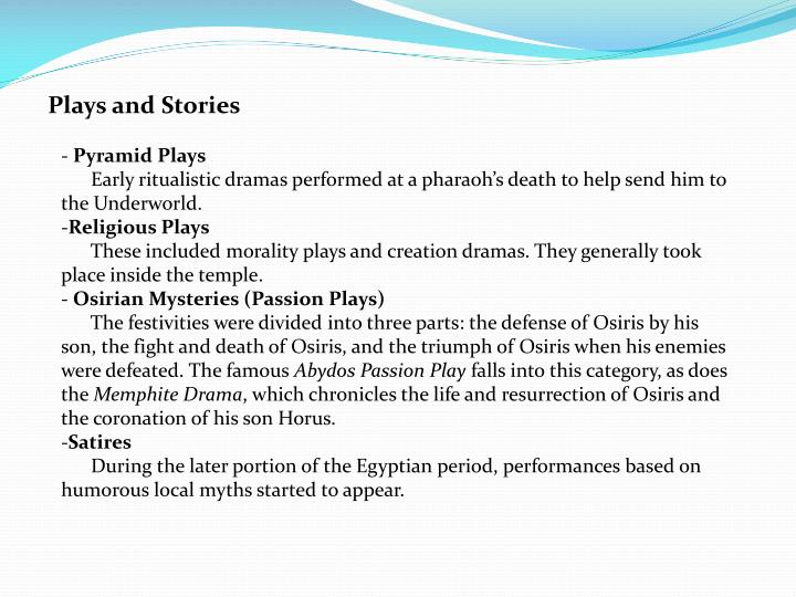 abydos passion play script