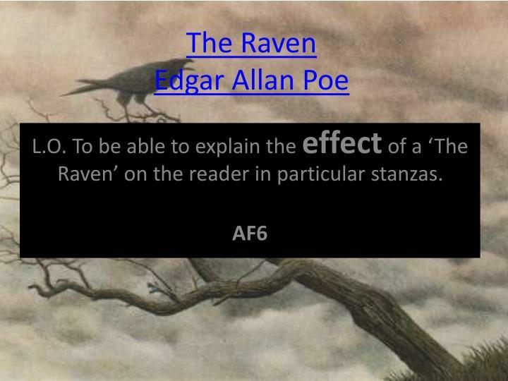 The raven edgar allan poe1