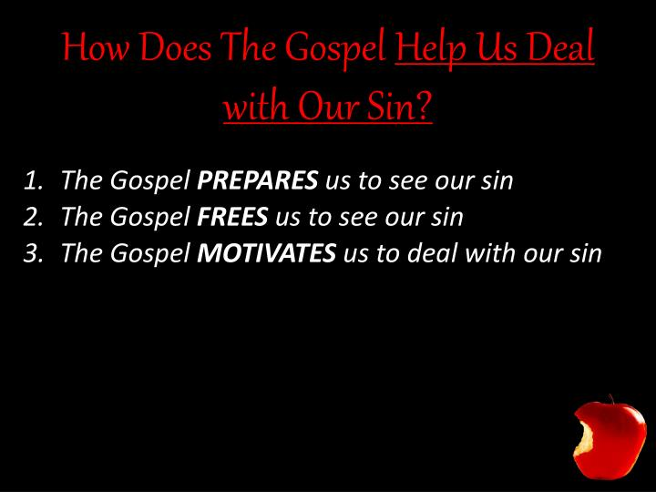 How Does The Gospel